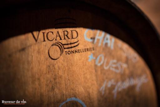 barrique de vin tonnellerie Vicard