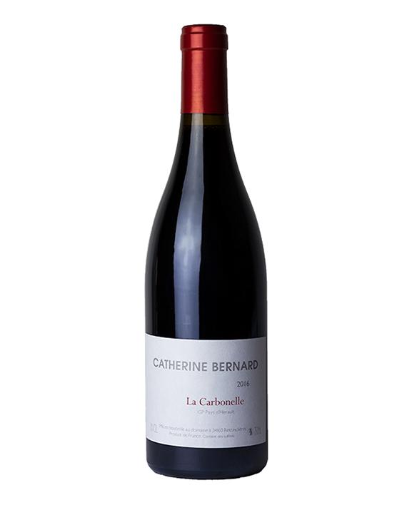 cuvée la carbonelle 2016 de Catherine Bernard, vigneronne